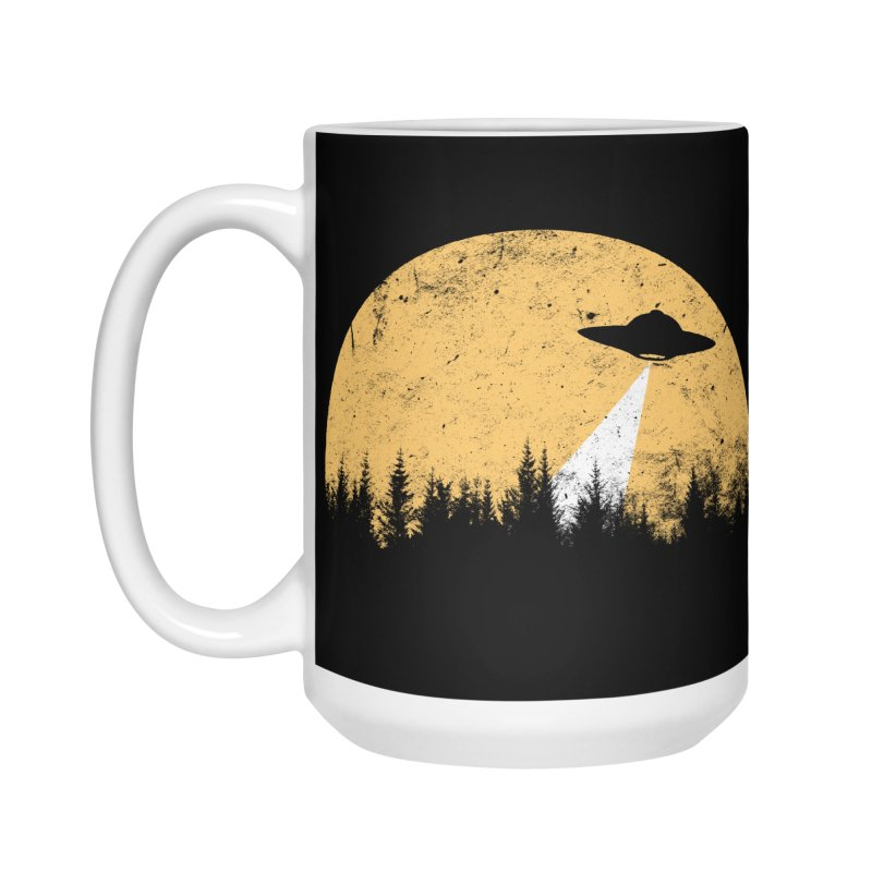 UFO Accessories Mug by sustici's Artist Shop