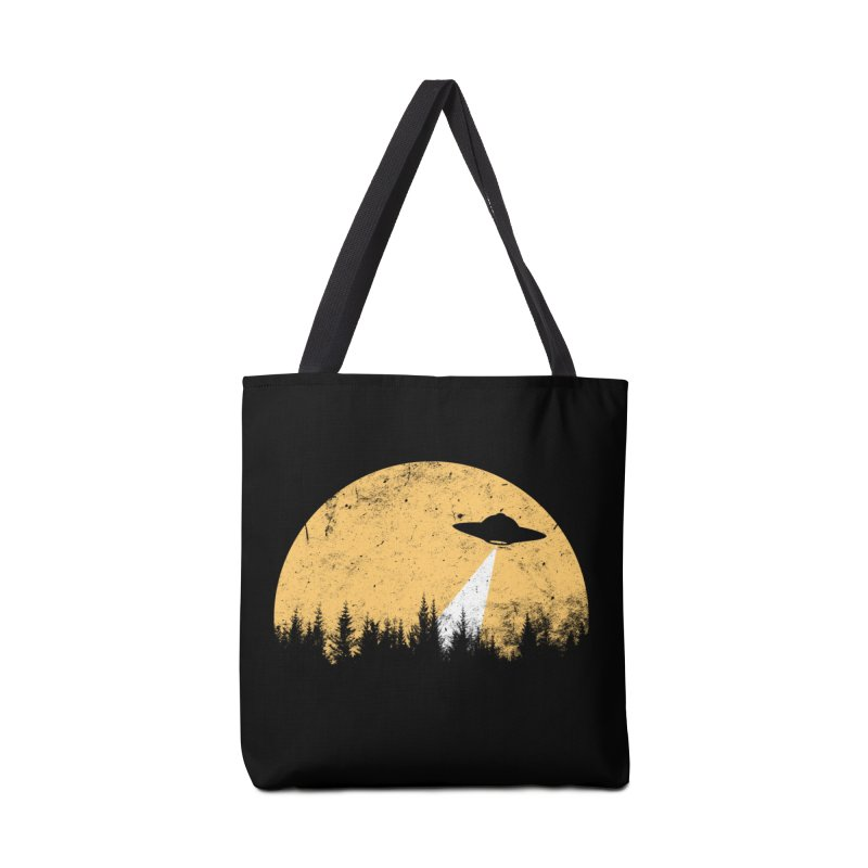 UFO Accessories Bag by sustici's Artist Shop