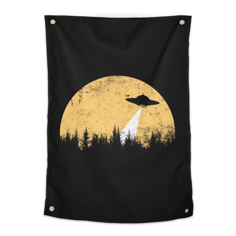 UFO Home Tapestry by sustici's Artist Shop