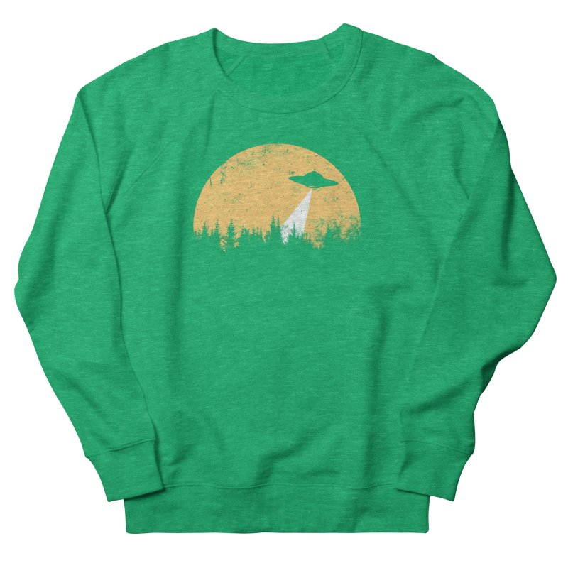UFO Women's Sweatshirt by sustici's Artist Shop