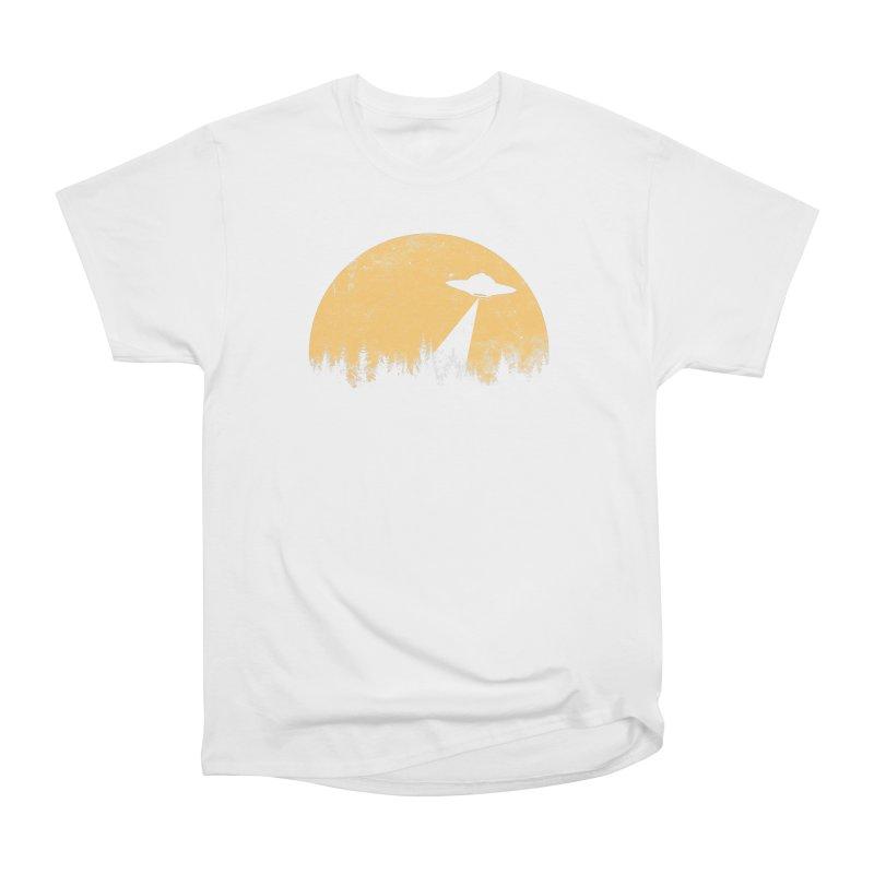 UFO Men's Heavyweight T-Shirt by sustici's Artist Shop