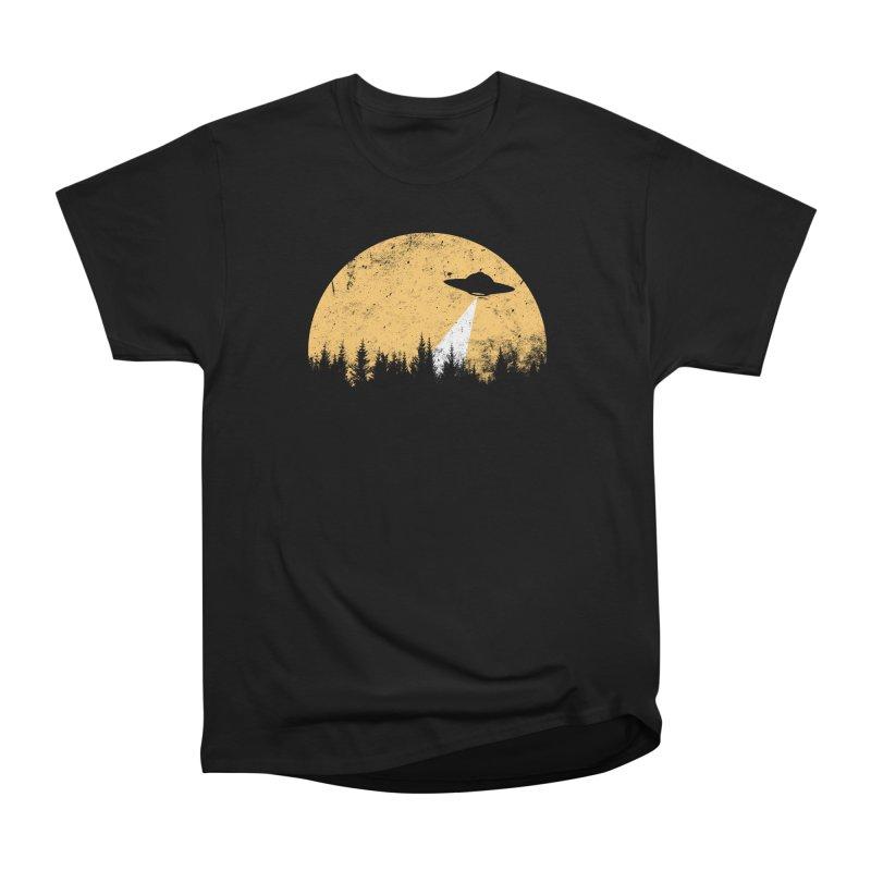UFO Women's Heavyweight Unisex T-Shirt by sustici's Artist Shop
