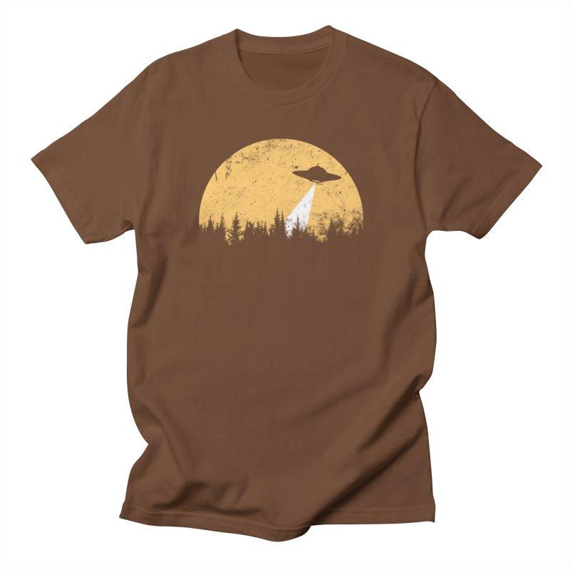 UFO Men's Regular T-Shirt by sustici's Artist Shop