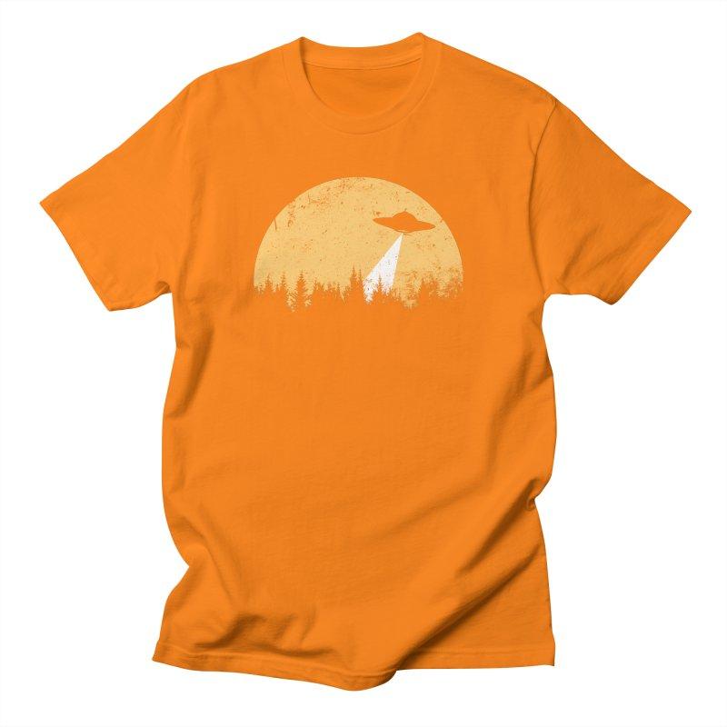 UFO Men's T-Shirt by sustici's Artist Shop
