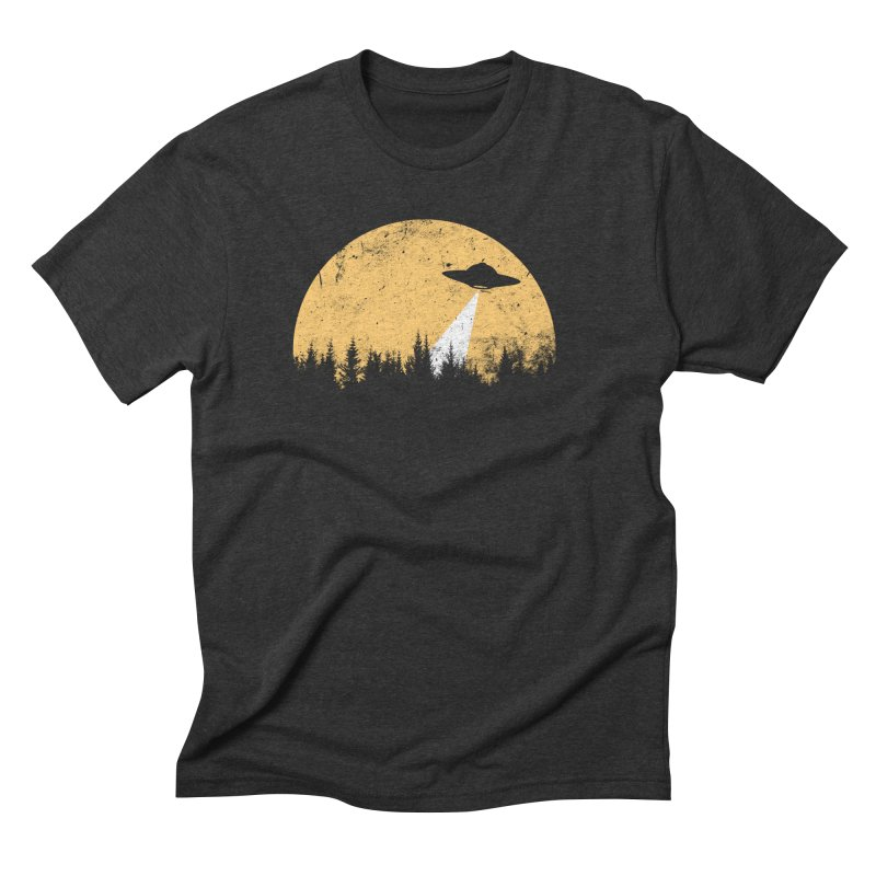 UFO Men's Triblend T-Shirt by sustici's Artist Shop