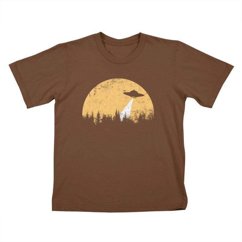 UFO Kids T-Shirt by sustici's Artist Shop