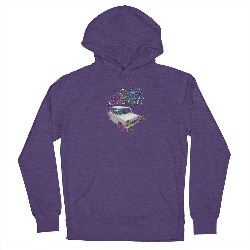fast and furious Women's Pullover Hoody by sustici's Artist Shop