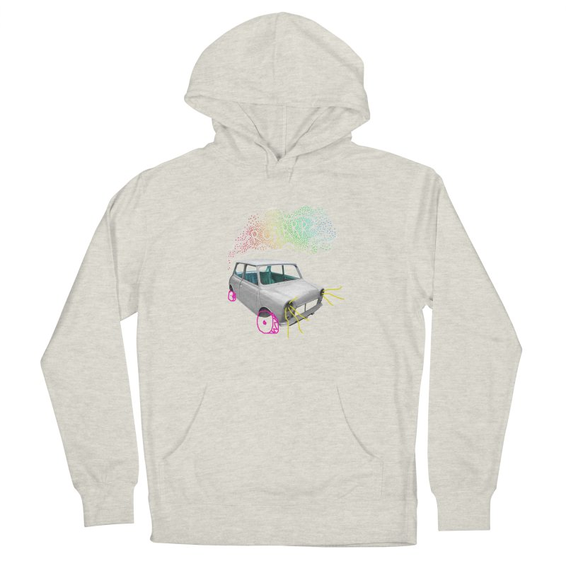 fast and furious Women's French Terry Pullover Hoody by sustici's Artist Shop