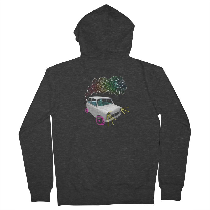 fast and furious Women's Zip-Up Hoody by sustici's Artist Shop
