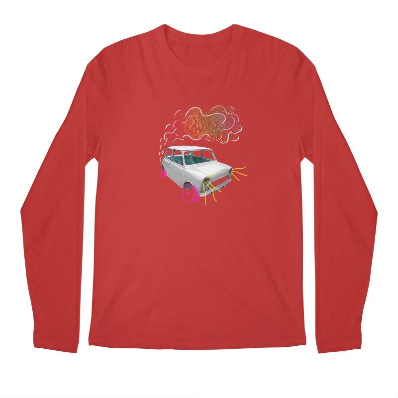 fast and furious Men's Regular Longsleeve T-Shirt by sustici's Artist Shop