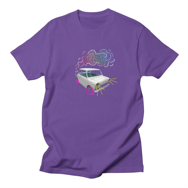 fast and furious Men's Regular T-Shirt by sustici's Artist Shop