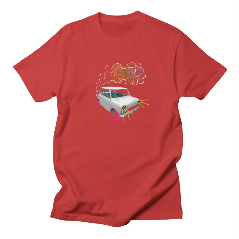 fast and furious Men's T-Shirt by sustici's Artist Shop
