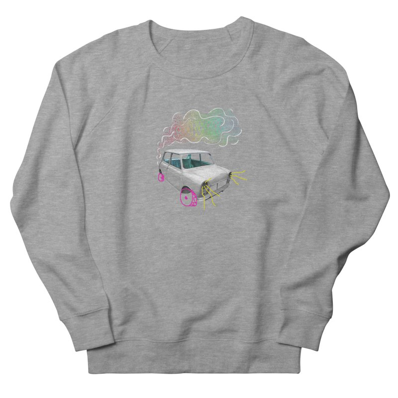 fast and furious Women's French Terry Sweatshirt by sustici's Artist Shop