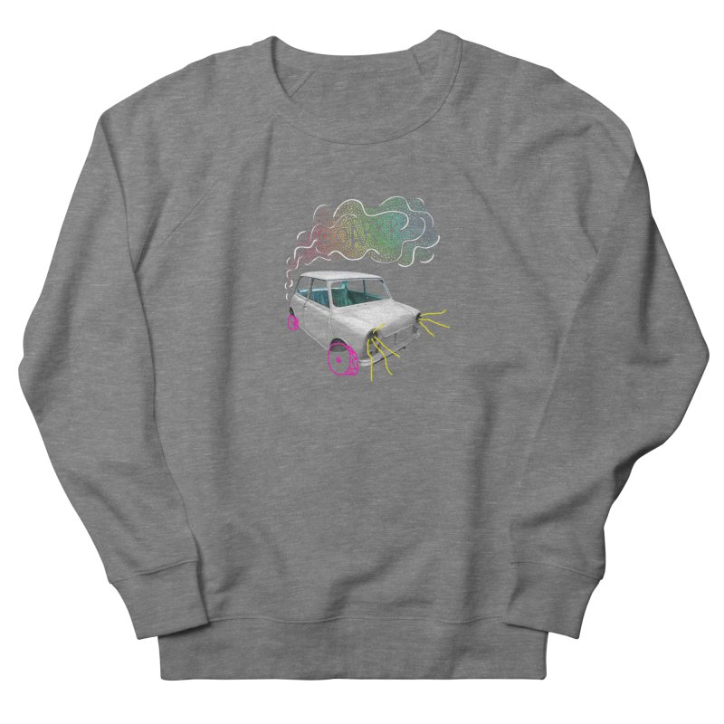 fast and furious Men's French Terry Sweatshirt by sustici's Artist Shop