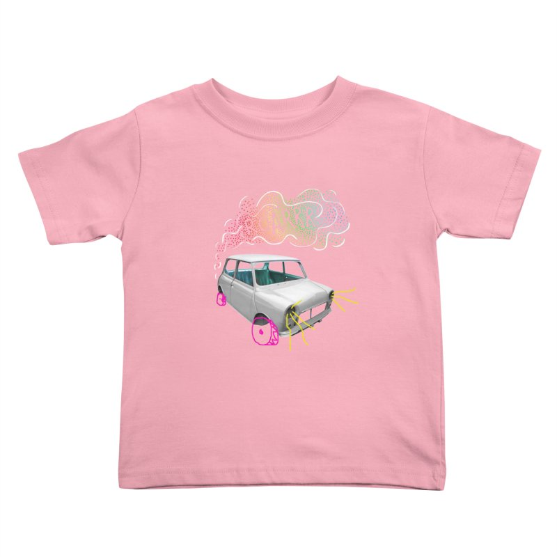 fast and furious Kids Toddler T-Shirt by sustici's Artist Shop