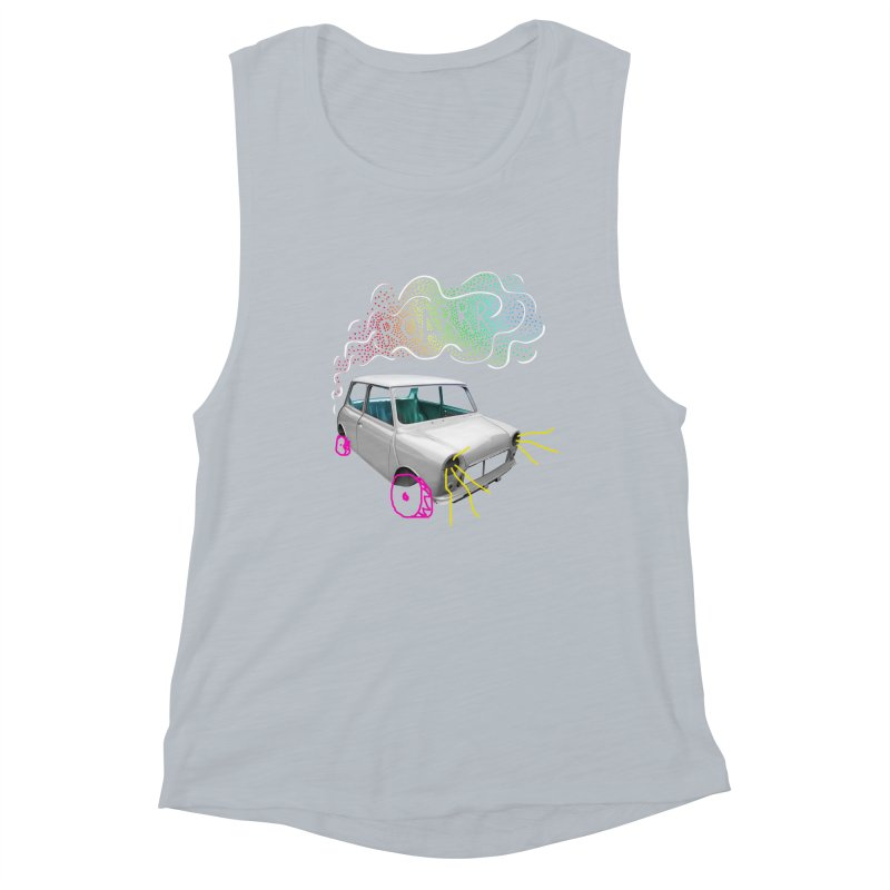 fast and furious Women's Muscle Tank by sustici's Artist Shop