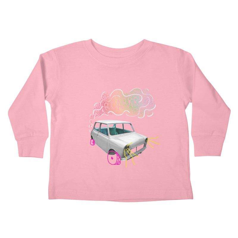 fast and furious Kids Toddler Longsleeve T-Shirt by sustici's Artist Shop
