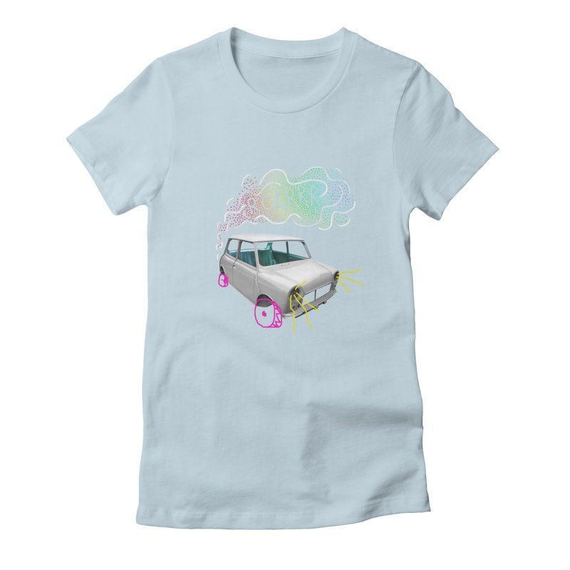 fast and furious Women's T-Shirt by sustici's Artist Shop