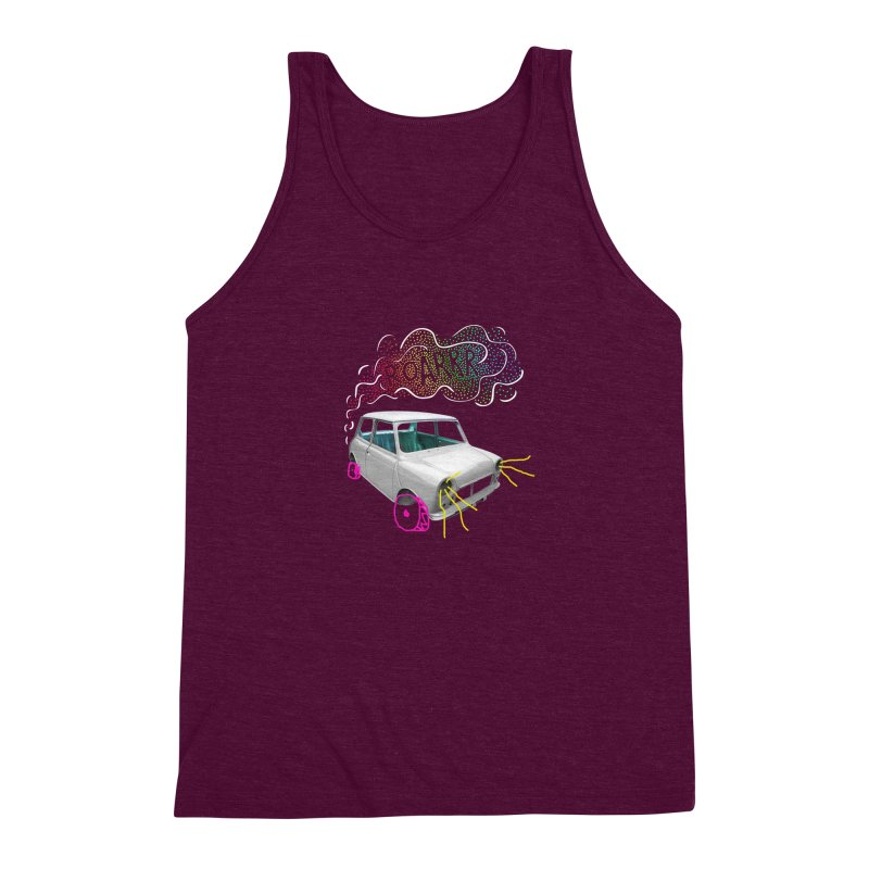 fast and furious Men's Triblend Tank by sustici's Artist Shop