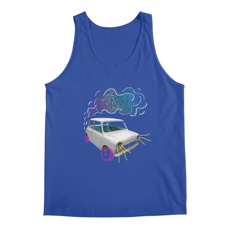 fast and furious Men's Regular Tank by sustici's Artist Shop