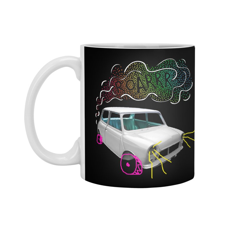 fast and furious Accessories Standard Mug by sustici's Artist Shop