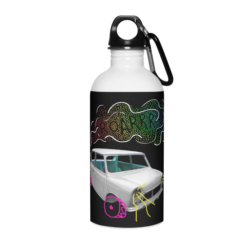 fast and furious Accessories Water Bottle by sustici's Artist Shop