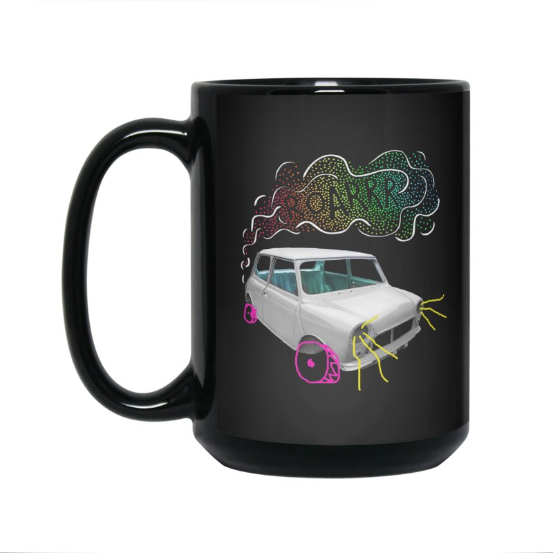 fast and furious Accessories Mug by sustici's Artist Shop
