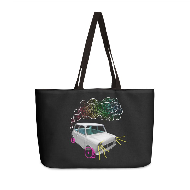 fast and furious Accessories Weekender Bag Bag by sustici's Artist Shop
