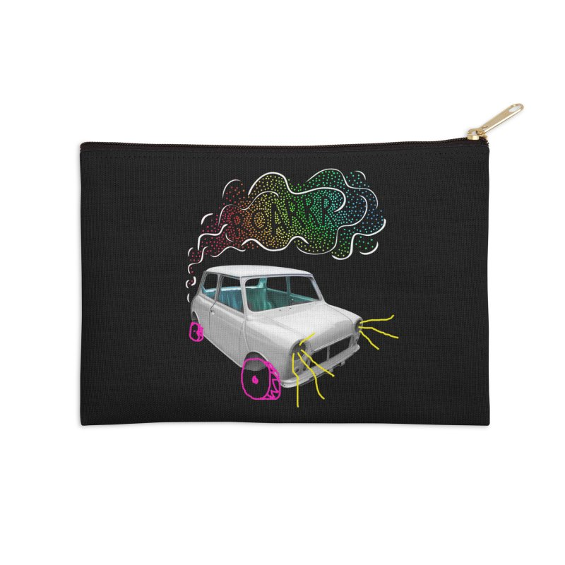 fast and furious Accessories Zip Pouch by sustici's Artist Shop
