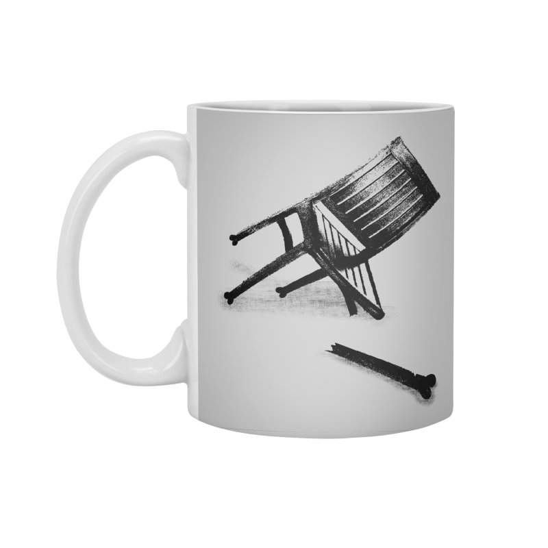 Planned obsolescence Accessories Mug by sustici's Artist Shop