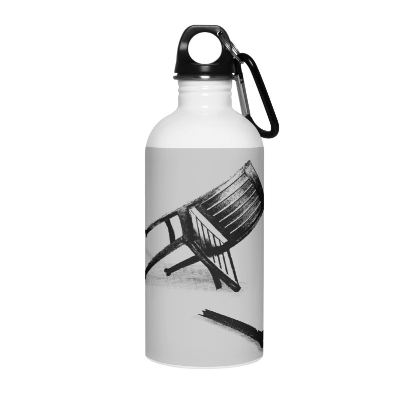 Planned obsolescence Accessories Water Bottle by sustici's Artist Shop