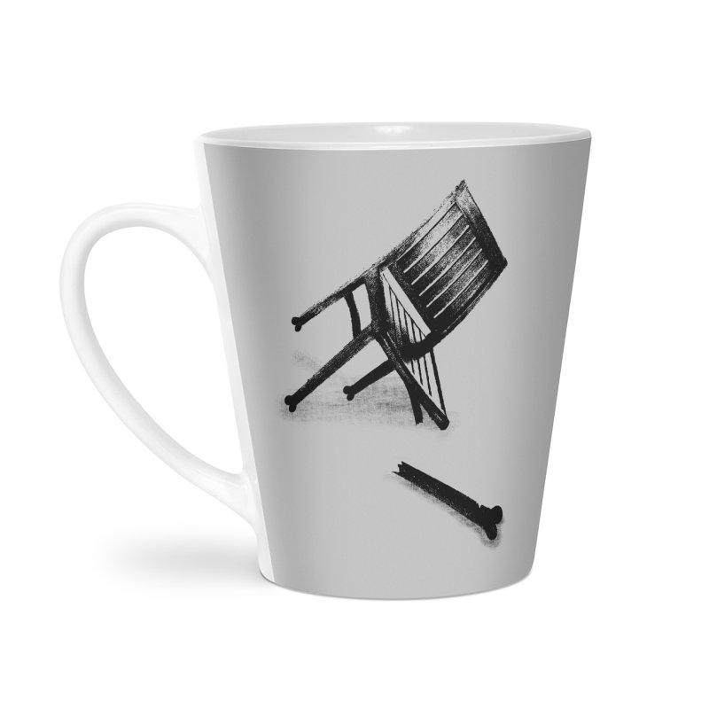 Planned obsolescence Accessories Latte Mug by sustici's Artist Shop