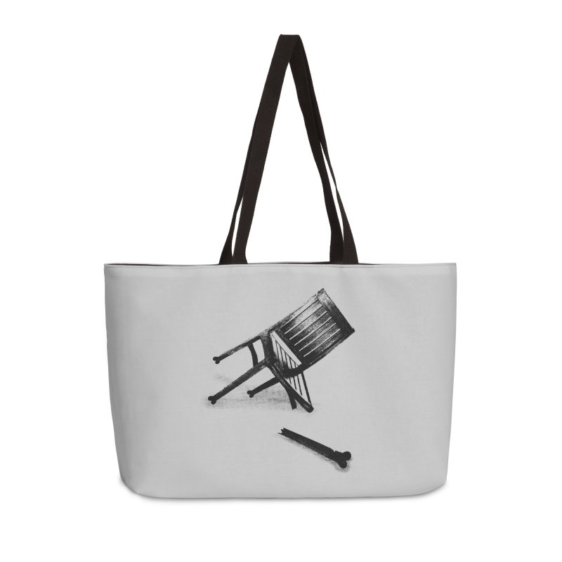 Planned obsolescence Accessories Weekender Bag Bag by sustici's Artist Shop
