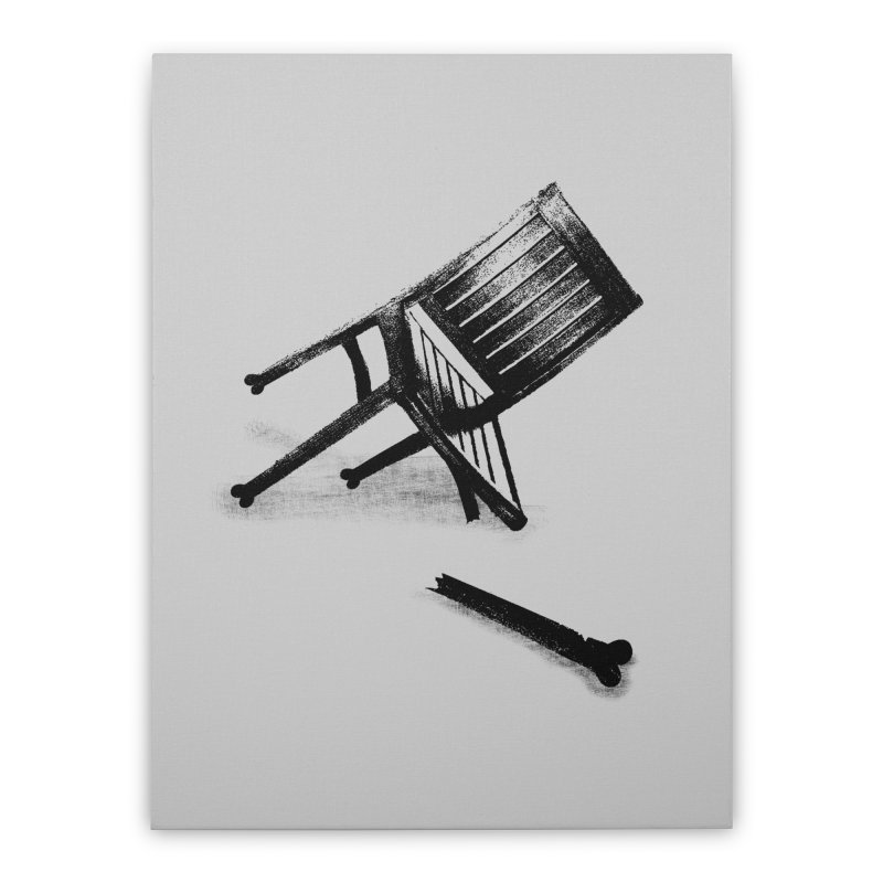 Planned obsolescence Home Stretched Canvas by sustici's Artist Shop