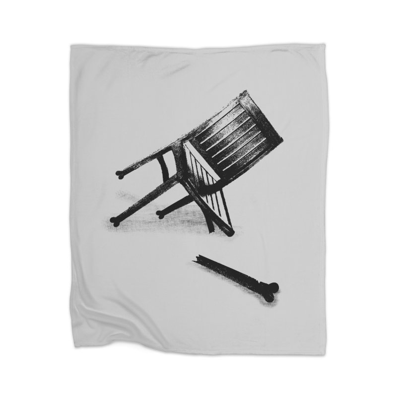 Planned obsolescence Home Blanket by sustici's Artist Shop