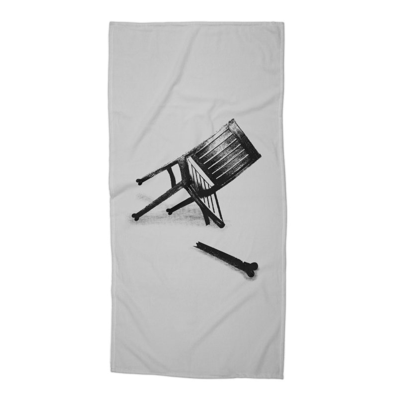Planned obsolescence Accessories Beach Towel by sustici's Artist Shop