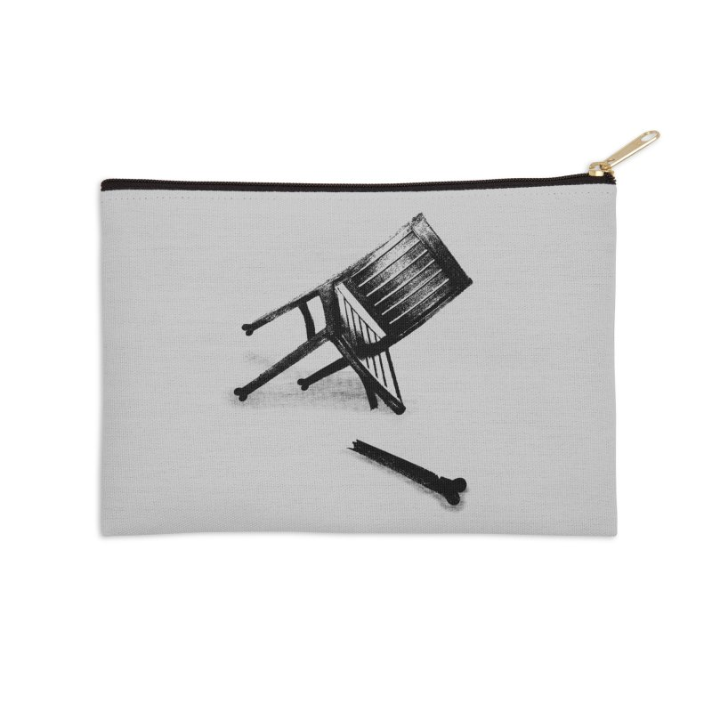 Planned obsolescence Accessories Zip Pouch by sustici's Artist Shop