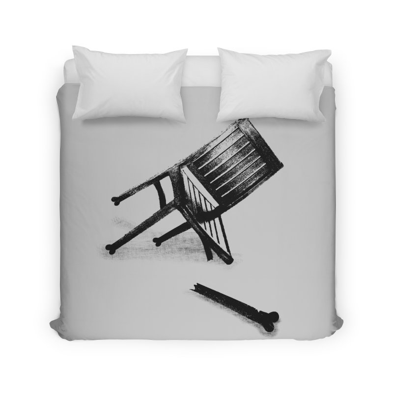Planned obsolescence Home Duvet by sustici's Artist Shop