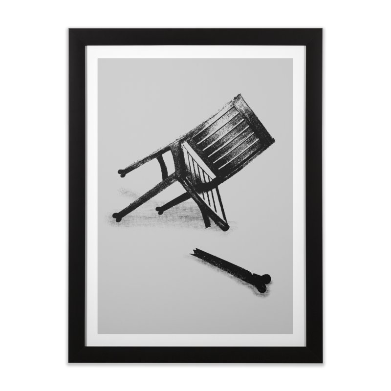 Planned obsolescence Home Framed Fine Art Print by sustici's Artist Shop