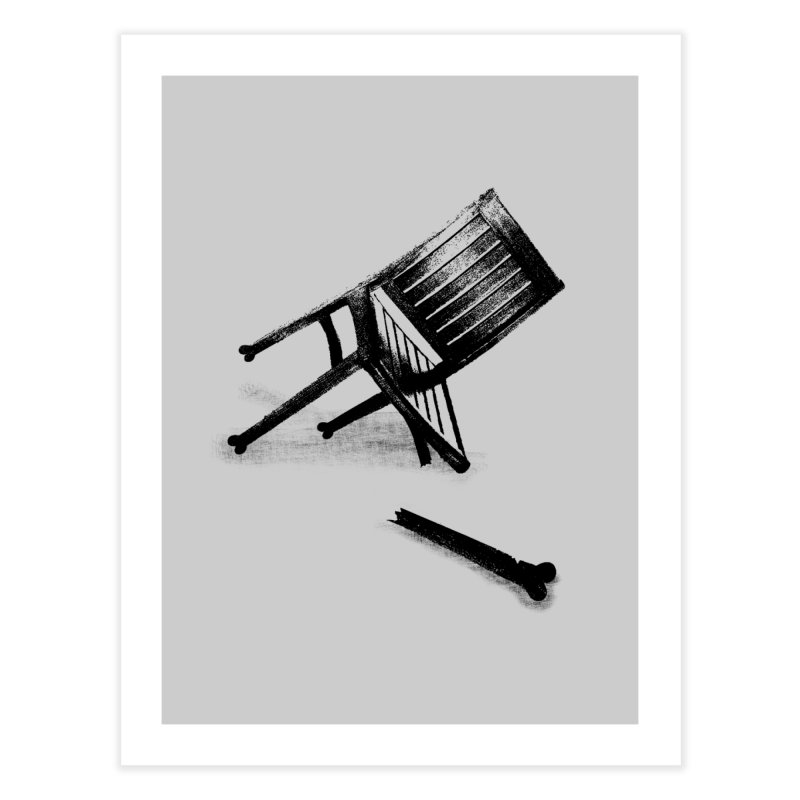 Planned obsolescence Home Fine Art Print by sustici's Artist Shop