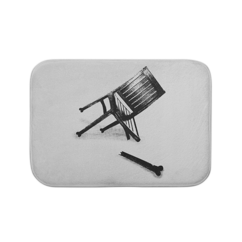Planned obsolescence Home Bath Mat by sustici's Artist Shop