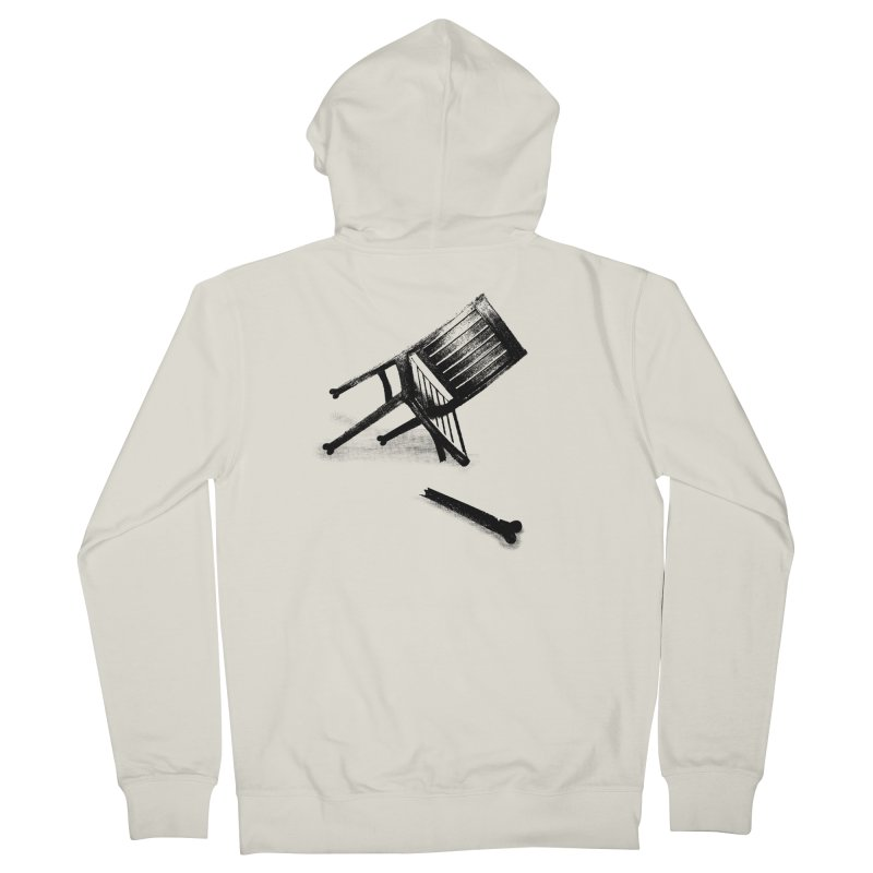 Planned obsolescence Women's French Terry Zip-Up Hoody by sustici's Artist Shop