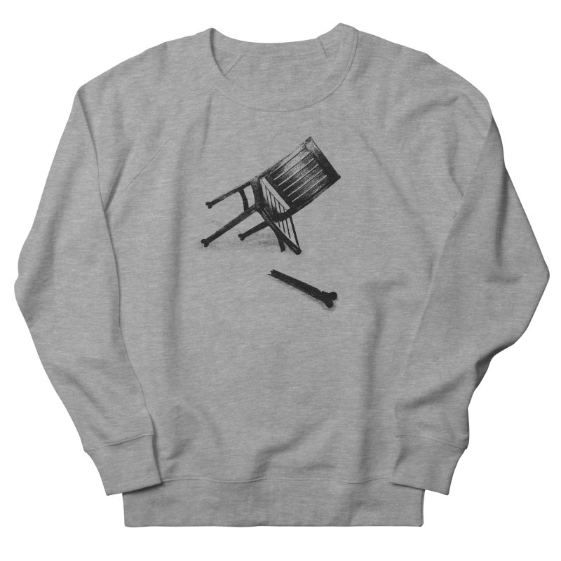 Planned obsolescence Women's French Terry Sweatshirt by sustici's Artist Shop