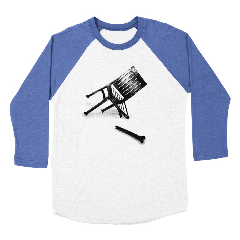 Planned obsolescence Women's Baseball Triblend Longsleeve T-Shirt by sustici's Artist Shop