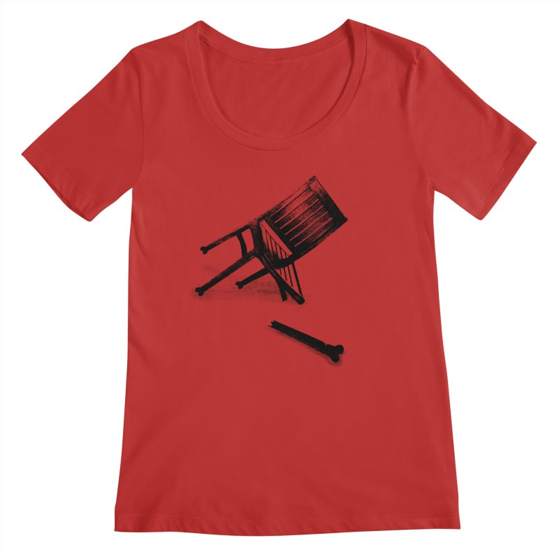 Planned obsolescence Women's Regular Scoop Neck by sustici's Artist Shop
