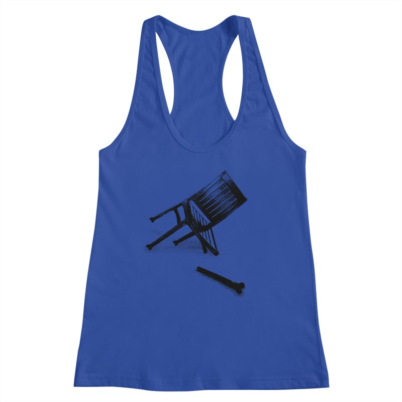 Planned obsolescence Women's Racerback Tank by sustici's Artist Shop