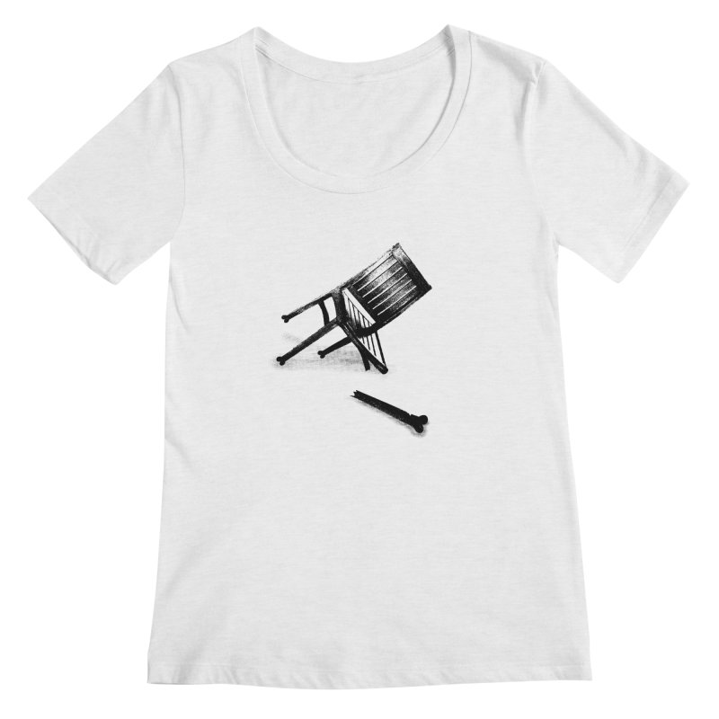 Planned obsolescence Women's Regular Scoop Neck by sustici's Artist Shop