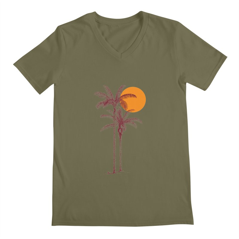 take a nap Men's V-Neck by sustici's Artist Shop
