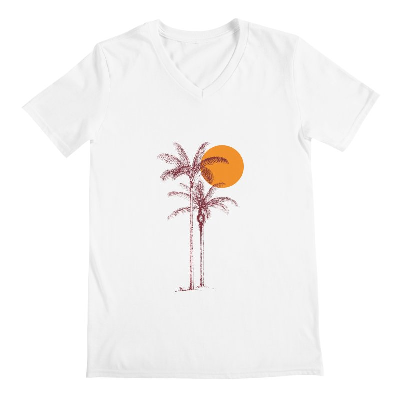take a nap Men's Regular V-Neck by sustici's Artist Shop