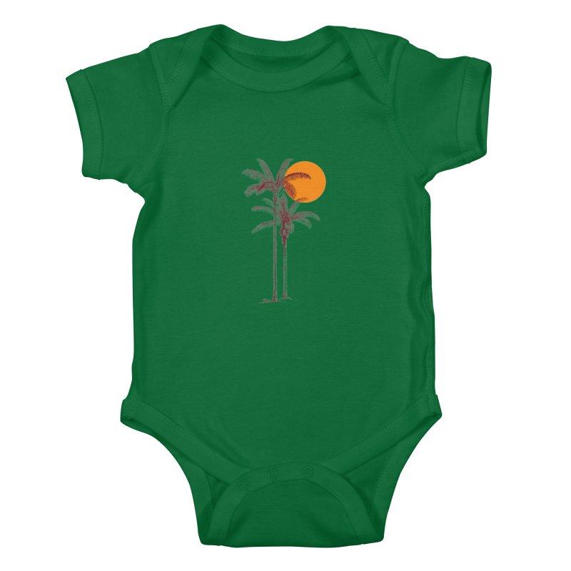 take a nap Kids Baby Bodysuit by sustici's Artist Shop